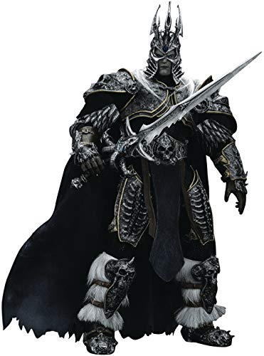 Beast Kingdom World of Warcraft: Lich King DAH-020 Dynamic 8ction Heroes Action Figure, Multicolor