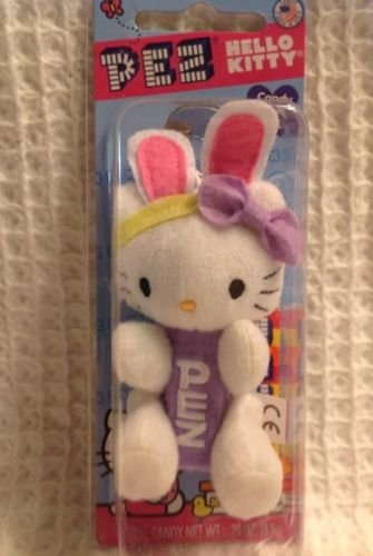 Hello Kitty Easter Bunny Pez Dispenser -