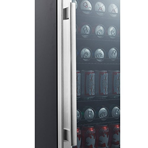 Kalamera 24'' Beverage Refrigerator 175 Can Built-in or Freestanding Single Zone Touch Control by Kalamera (Image #7)
