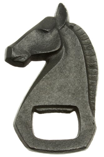 Kotobuki Japanese Cast Iron Bottle Opener, Black Stallion Review