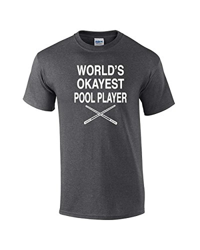 Review Funny Billiards T-Shirt World's