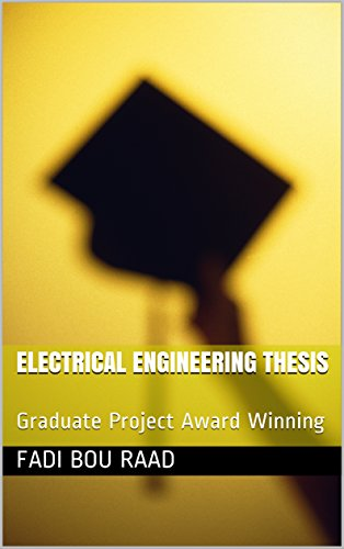 Amazon com: Electrical Engineering Thesis: Graduate Project