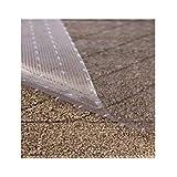 Resilia - Clear Vinyl Plastic Floor