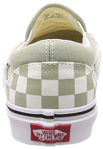 White Vans true Unisex checkerboard Desert De Authentic Zapatillas Deporte U Sage vwrvFaPq