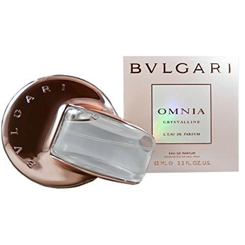 Leau De Parfum (Bvlgari Omnia Crystalline L'eau de Parfum for Women, 2.2 Ounce)