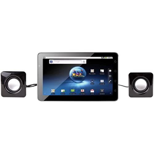 DURAGADGET Small & Portable USB Powered Tablet Speakers With Volume Dial For Lenovo Yoga Tablet 10 Coupons