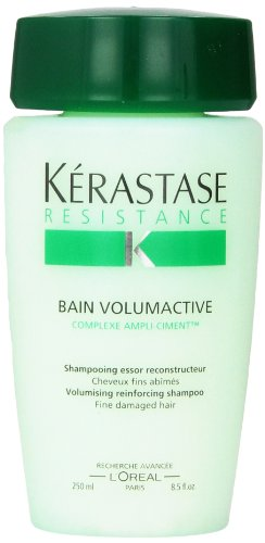 Résistance Bain Volumactive shampooing de Kerastase, 8,5 once
