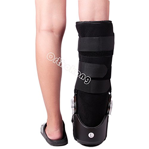 Pneumatic ROM Walker Fracture Walker Boot Medical Walking Boots Achilles Tendon Surgery Acute Ankle Injuries Sprains Inflatable Supports (Medium) by Orthokong (Image #5)