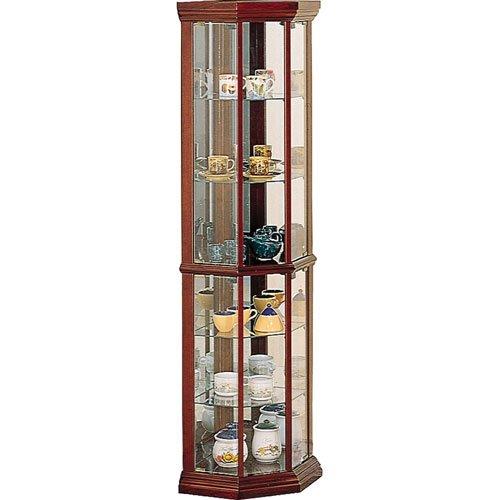 Coaster Solid Corner Cabinet medium