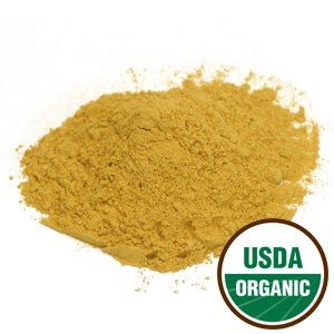 Organic Rhubarb Root Powder 1 Pounds ()
