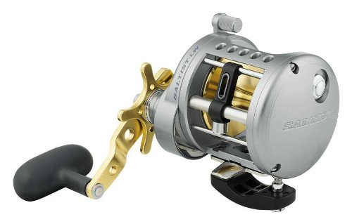 ind 6.4:1 Right Hand Conventional Fishing Reel - STTLW40HA (Daiwa Saltist Saltwater Conventional Reels)