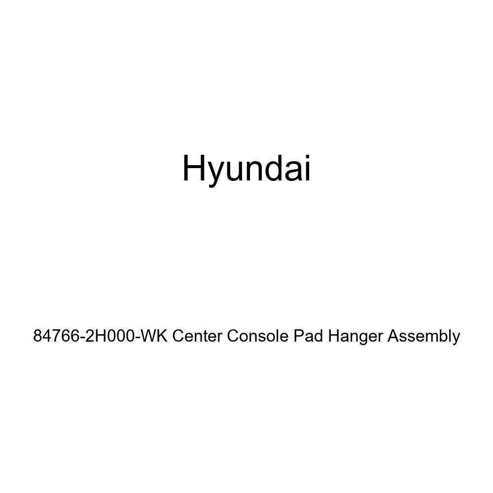 Genuine Hyundai 84766-2H000-WK Center Console Pad Hanger Assembly