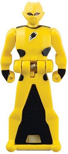 Power Rangers Super Megaforce Yellow Jungle Fury Ranger