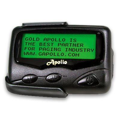 amazon com apollo programmable alpha pager al 924 af 924