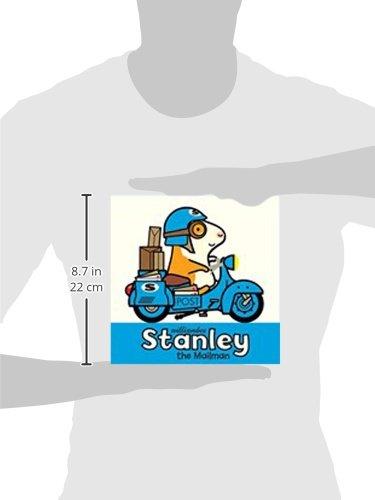 Stanley the Mailman (Stanley (Hardcover))