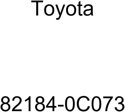 Genuine Toyota 82184-0C073 Door Wire