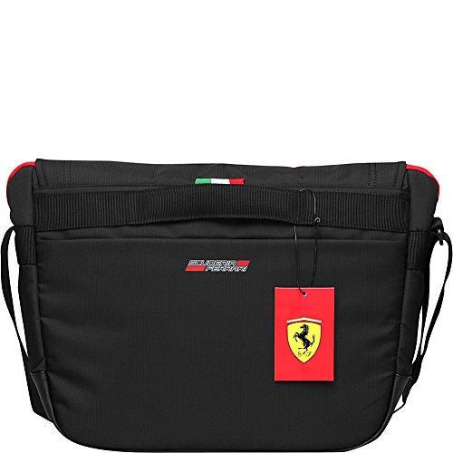 Bolsa Messenger Scuderia Ferrari Oficial Rojo