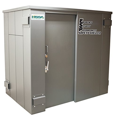 Swisher SR84X054G ESP Safety Shelter (Best Underground Storm Shelter)