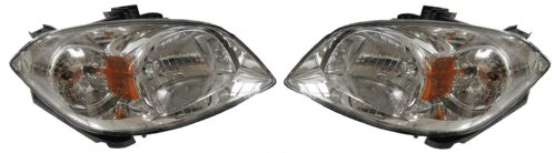 Chevy Cobalt Replacement Headlight Assembly - 1-Pair