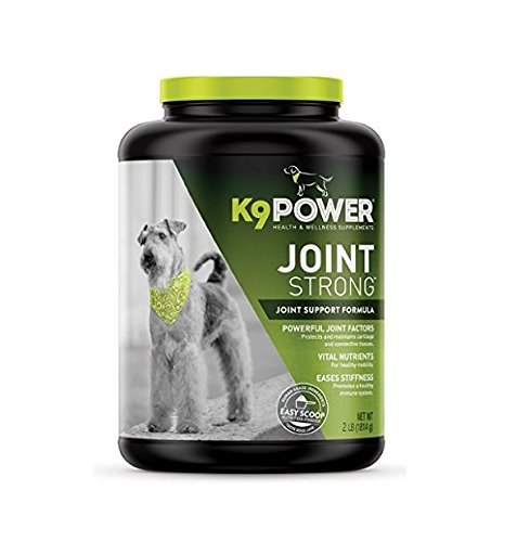 K9-Power Joint Strong Dog Joint Support Formula, 2-Pound