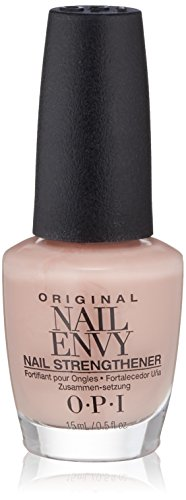 OPI Nail Envy Nail Strengthener, Bubble Bath, 0.5 fl. oz. (Opi Classic Colors)