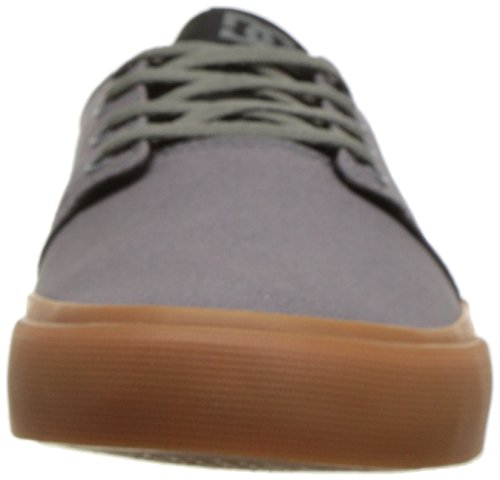 DC Men's Trase TX Unisex Skate Shoe Dark Grey/Black lowest price cheap online for cheap for sale clearance official site 8UJepUz
