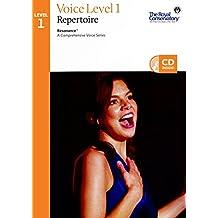 Resonance: A Comprehensive Voice Series - Repertoire 1