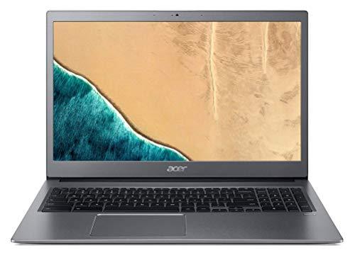Acer 15.6 inches Full HD Touchscreen Premium Chromebook Intel Core i3-8130U 4GB DDR4 128GB eMMC WiFi Webcam Chrome OS (Renewed)