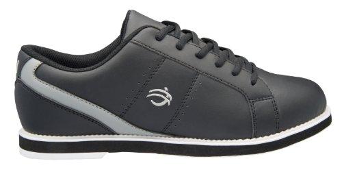 Bsi Mens 752 Bowling Shoe Nero / Grigio