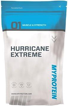 MyProtein Hurricane Extreme Proteínas, Sabor Chocolate Suave - 1000 gr