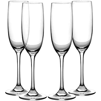 lenox tuscany classics fluted champagne set of 4 champagne glasses. Black Bedroom Furniture Sets. Home Design Ideas