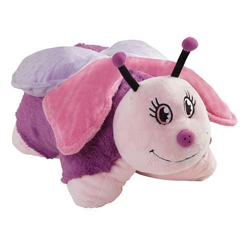 Pillow Pets 18 inch - Fluttery Butterfly]()