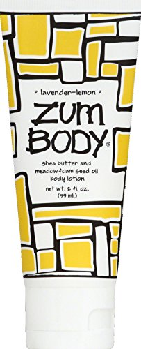 Zum Body Lotion Tube - Lavender Lemon - 2 oz