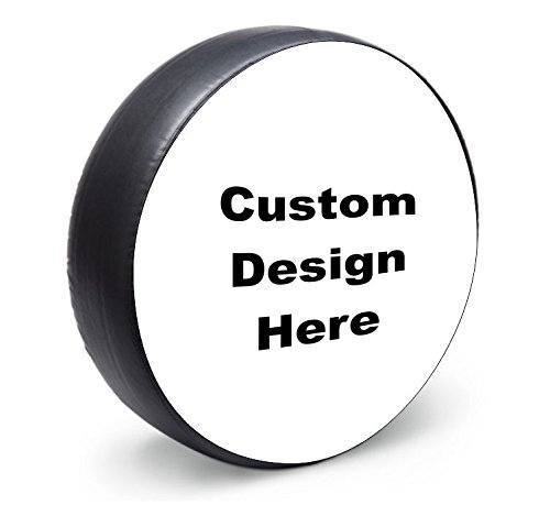 Custom Spare Tire Cover for Jeep RV Camper VW Trailer etc(Select popular sizes from drop down menu or contact us-ALL SIZES AVAILABLE)Tire Cover Central by Tire Cover Central (Image #1)