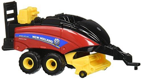 - Ertl New Holland Large Square Baler Vehicle (1:64 Scale)