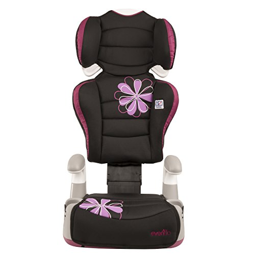 Evenflo Amp High Back Booster Car Seat Reviews