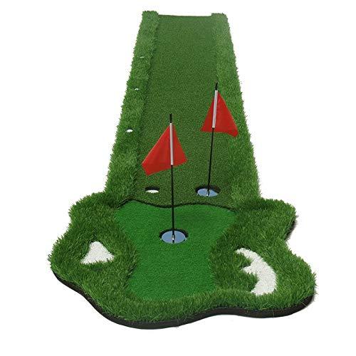 XF Hong Tai Yangゴルフmat-i機能ポータブルシミュレーショングリーンホームゴルフパッティングマット350 * 50 cm * - *
