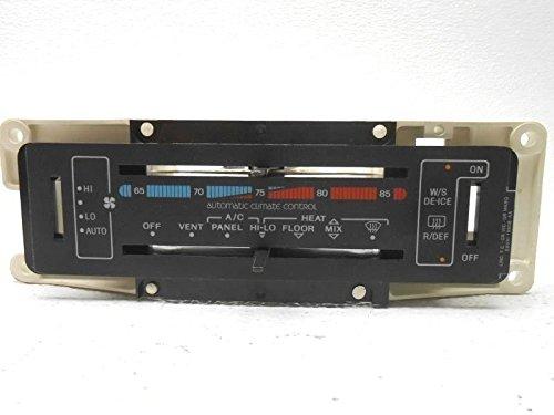 NOS OEM Ford Crown Vic Grand Marquis Town Car Heater A/C Temp Control 1988-1989