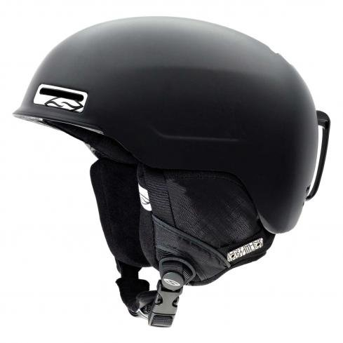 Smith Optics Maze Helmet, Small, Matte Black, Outdoor Stuffs