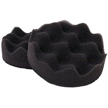 3M Perfect-It Foam Polishing Pad, 05726, 3 in, 2 pads per bag