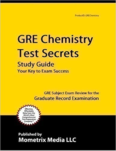 GRE Chemistry Test Secrets Study Guide: GRE Subject Exam