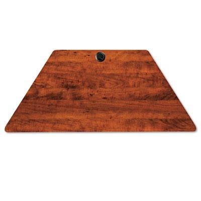 Alera - Valencia Series Training Table Top Trapezoid 47-1/4W X 23-5/8D Medium Cherry ''Product Category: Office Furniture/Meeting/Training Room Tables'' by Original Equipment Manufacture