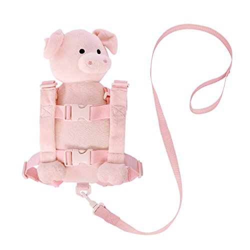 Goldbug - Animal 2 in 1 Child Safety Harness - Pig