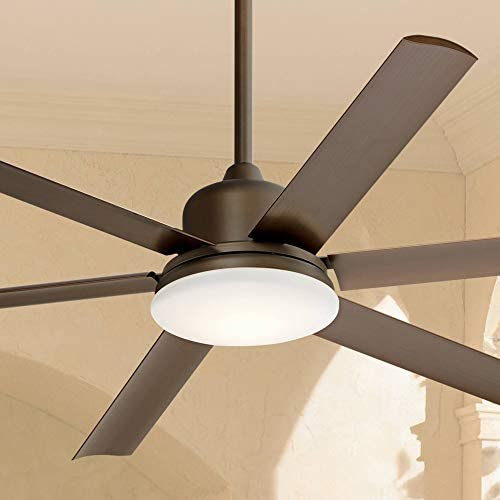 60″ Casa Arcade Modern Outdoor Ceiling Fan