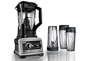 SharkNinja Ultima Blender, Silver/Black (Refurbished)