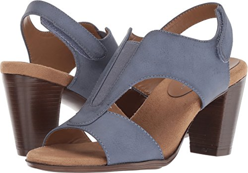 Aerosoles A2 by Women's Power Yoga Chambray Blue Combo 6 B US