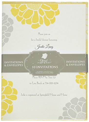 Great Papers Invitations Envelopes 2012065