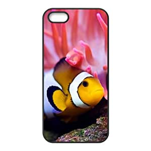 YCHZH Phone case Of Clown fish Cover Case For iPhone 5,5S