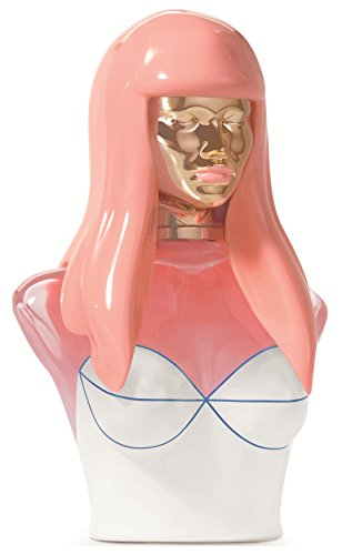 Nicki Minaj Pink Friday Eau de Parfum Spray for Women, 1.7 Ounce