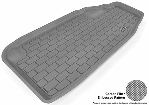 Lexus Gs Rubber - 3D MAXpider Custom Fit All-Weather Cargo Liner for Select Lexus GS Models - Kagu Rubber (Gray)